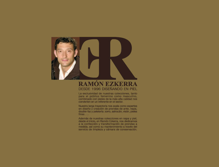 Ramón Ezkerra, peletero
