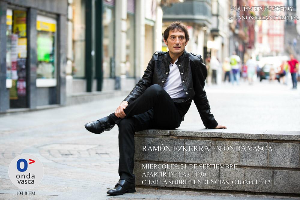 Ramón Ezkerra Onda Vasca