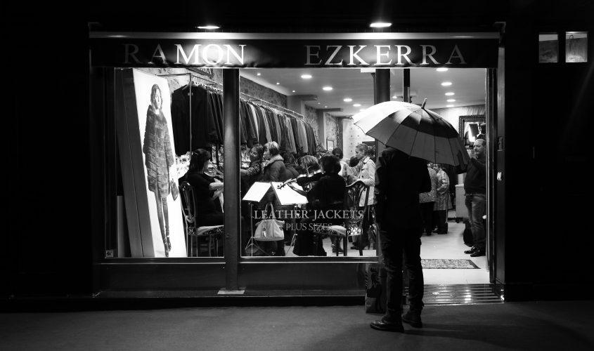 Tienda de moda en Casco Viejo de Bilbao