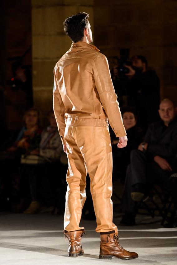 Ramón Ezkerra, moda en piel y cuero