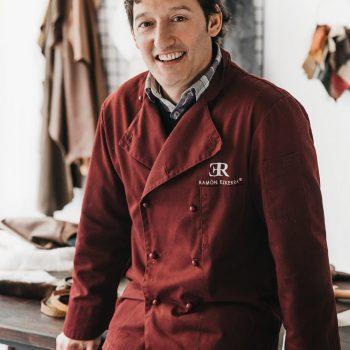 Ramón Ezkerra, diseñador en piel